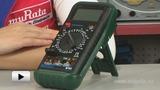 Смотреть видео: MY65 мультиметр цифровой