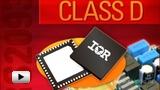 Смотреть видео: IRS2093  четырехканальный аудиоусилитель класса D