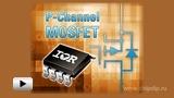 Смотреть видео: Новые P-канальные транзисторы -30В International Rectifier