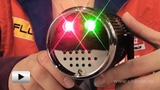 Watch video: Mini laser projector