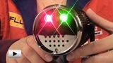 Смотреть видео: Лазерный проектор
