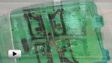 Смотреть видео: Травление печатных плат персульфатом аммония