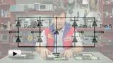 Смотреть видео: Диод ESDR0544M для защиты от электростатического воздействия