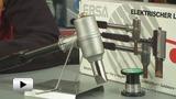 Watch video: Soldering iron Ersa-300