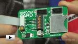 Смотреть видео: ME-MMC SD BOARD