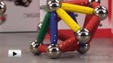 Смотреть видео: Магнитный конструктор Bornimago ML-66B