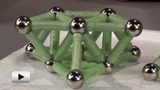 Смотреть видео: Магнитный конструктор Bornimago ML-60Y