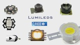 Watch video: Design of powerful LEDs