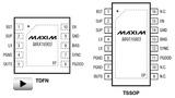 Смотреть видео: MAX16903 и MAX16904 понижающие преобразователи 2.1МГц