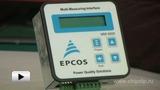 Watch video: Multimeasuring interface MMI6000