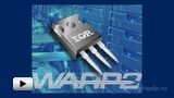 Watch video: IGBT transistor IRGP50B60PD