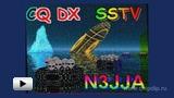 Watch video: SSTV Radio Communication