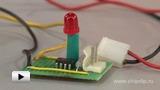Смотреть видео: Индикатор тока заряда аккумулятора. Сделай сам