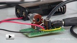 Watch video: Simple Amplifier for Earphones on TDA7050 Chip, Do It Yourself