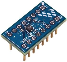 LFSTBEB865X, Комплект разработчика, дочерняя карта MMA8652FC и акселерометр MMA8653FC, интерфейсная плата датчика