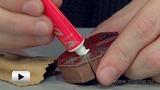 Смотреть видео: Паста-полироль Dursol для металла