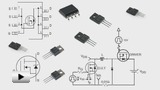 Watch video: Field-Effect Transistor Switches. Circuit Design