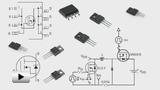 Смотреть видео: Электронные ключи на полевых транзисторах. Схемотехника