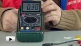 Смотреть видео: M9508 мультиметр цифровой