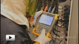 Watch video: Fluke oscillographs in food industry