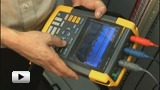 Watch video: Fluke appliances in electric power industry