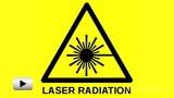 Смотреть видео: Безопасность при работе с лазером