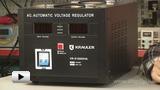 Смотреть видео: Стабилизатор напряжения Krauler VR-S10000VA