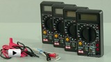 Watch video: Multimeters Series Mastech M830