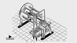 Смотреть видео: Электромагнитный двигатель Якоби