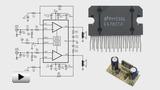 Смотреть видео: Интегральный усилитель мощности LM4780. Особенности применения