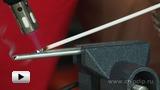 Смотреть видео: Припой Aluminium -13 UF для твердой пайки алюминия