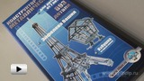 "Watch video: ""Eiffel Tower"" Metal Construction Kit"