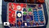 "Watch video: ""Scientific Workshop"" Kit (72 experiments)"