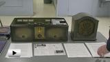 Watch video: Alfred Goldsmith's Radio-Phonograph