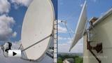 Смотреть видео: Преимущества и недостатки офсетных и прямофокусных спутниковых антенн