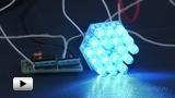 Смотреть видео: EK-Light18, светодиодный модуль с управляющим драйвером