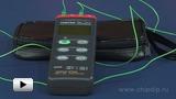 Смотреть видео: CENTER-304 измеритель температуры