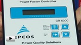 Watch video: Controllers cascading in reactive-power compensation units