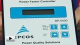 Смотреть видео: Каскадирование контроллеров в установках компенсации реактивной мощности