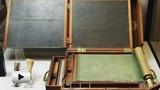 Watch video: James Watt's portable copying machine