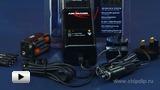 Смотреть видео: Зарядное устройство Ansmann ASC 410 traveler mobi