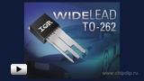 Смотреть видео: Автомобильные MOSFET транзисторы в инновационных корпусах