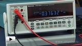 Смотреть видео: DMM4020 мультиметр цифровой прецизионный Tektronix