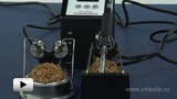 Watch video: Soldering station VTSSC72