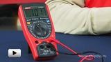 Смотреть видео: UT50C Цифровой мультиметр