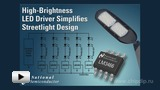 Watch video: LM3466 driver of high bright LED (light-emitting diodes)