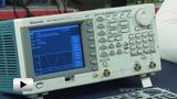 Смотреть видео: AFG3021B генератор сигналов Tektronix