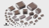 Watch video: Ceramic Components in Production of Capacitors