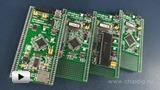 Смотреть видео: ME-UNI DS6, универсальная отладочная система. Платы специализации