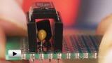 Смотреть видео: Штыревой разъем в качестве микросхемной  панели